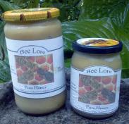 1 kg and 500 gr jar of 100% Ontario Creamed Honey