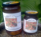 1 kg and 500 gr jars of 100% Ontario Honey
